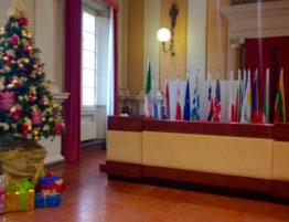 sala comune forlì