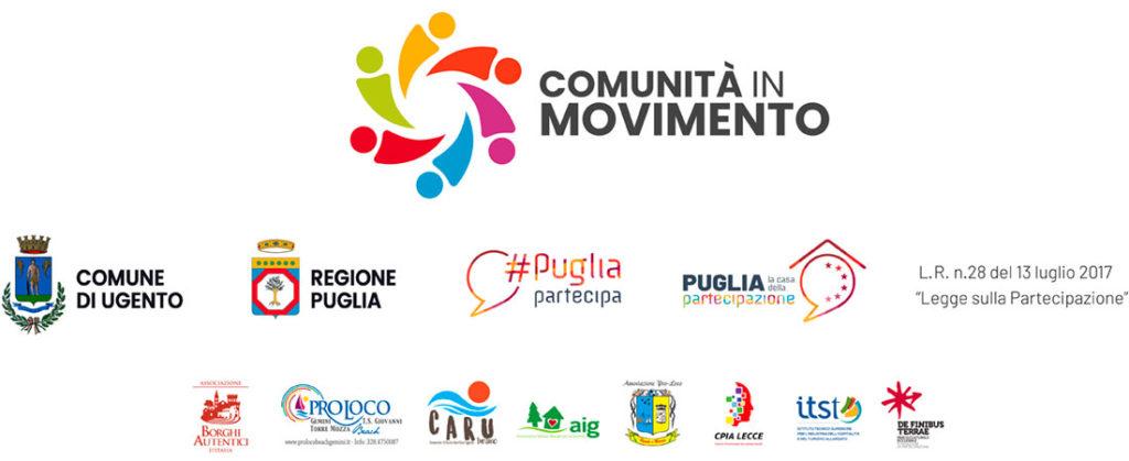 loghi comunità in movimento