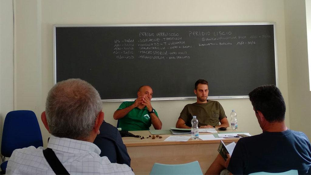 Cooperativa di Comunità di Biccari - Piccola scuola di civiltà contadina