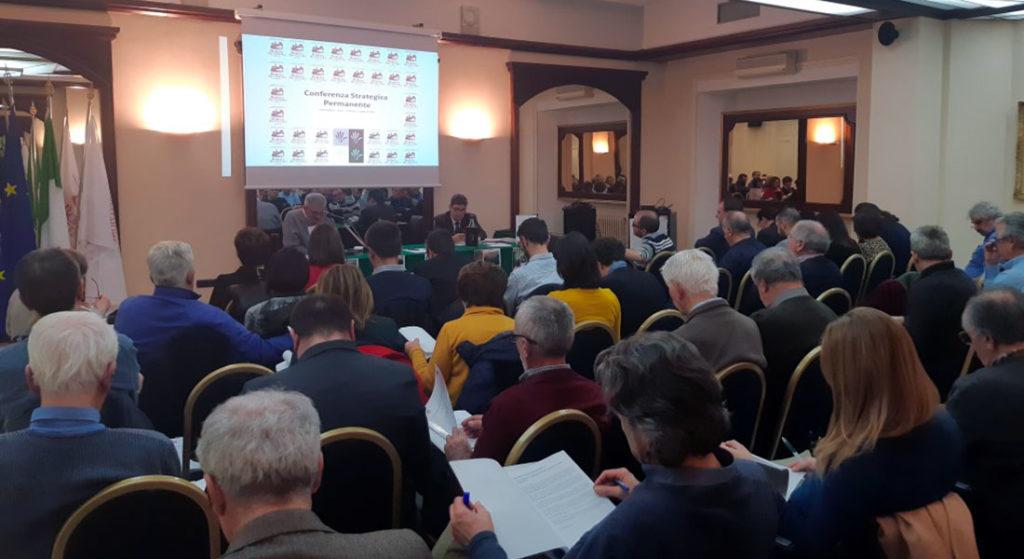 Conferenza strategica permanente per il nuovo manifesto dei borghi autentici d'italia