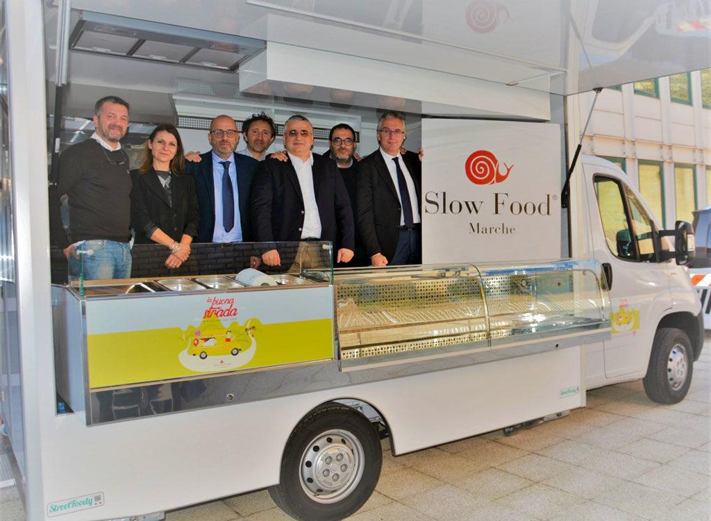 Cooperativa di comunità dei Sibillini - Food Truck