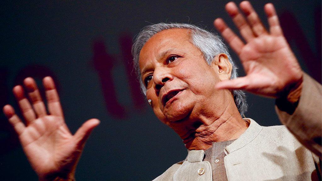 Muhammad Yunus - Programma per una nuova ripresa