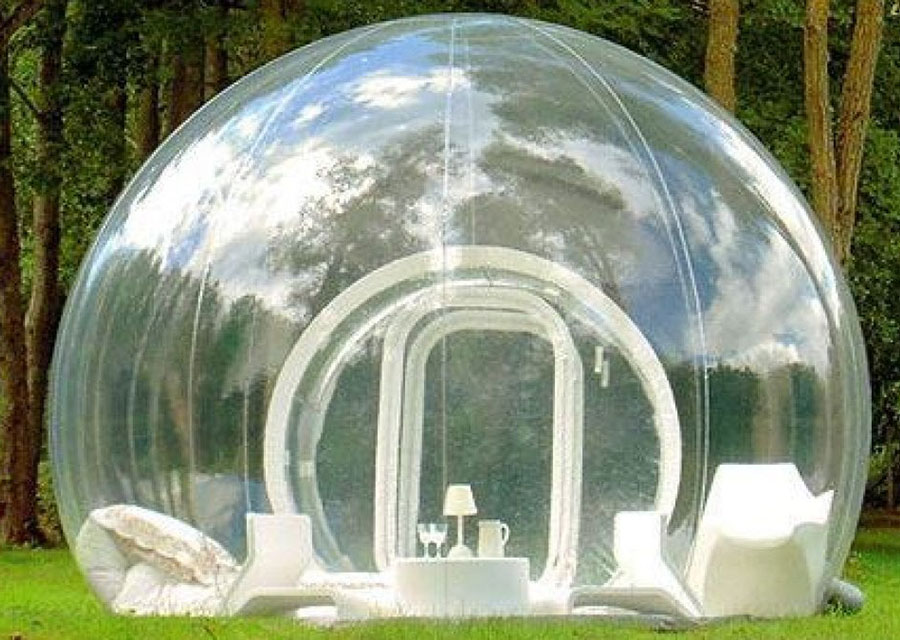 Bubble room di Biccari