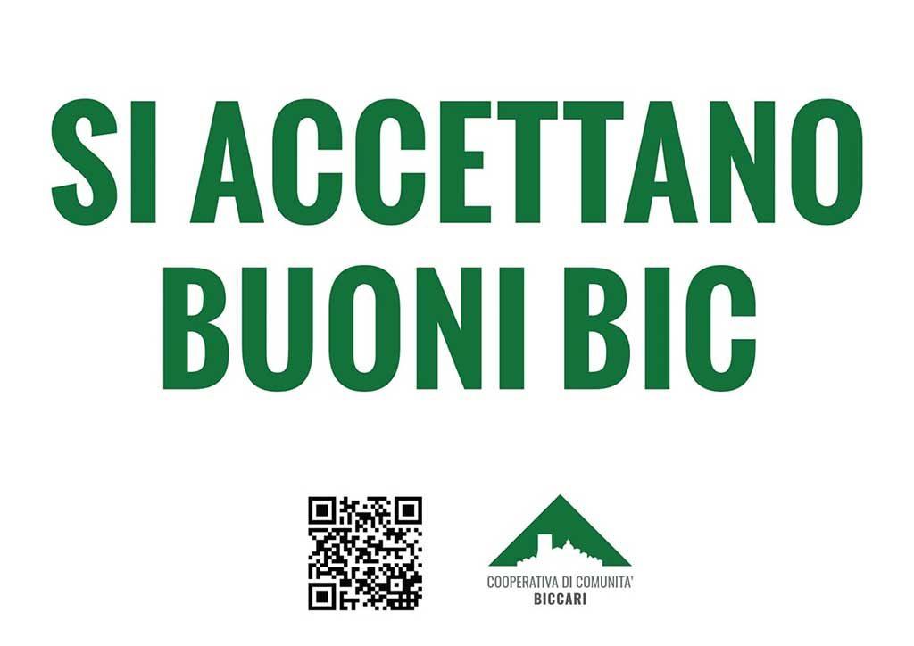Valuta locale di Biccari - BIC